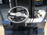 三菱ロジスネクスト 電動フォークリフト 使用時間短4.35M2.2t3段フルルリ