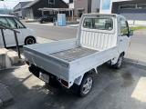 サンバートラック TB 4WD 5速MT 社外ナビ AW 外装全塗装済み