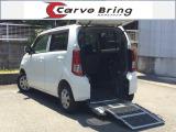 ワゴンR  車イス移動車 リヤシート付 電動固定式
