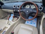 ロードスター 1.8 NRリミテッド 500台限定車 茶革シート 純正アルミ