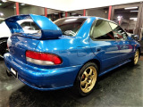 インプレッサWRX 2.0 WRX STI タイプRA バージョンV リミテッド 4WD マフラー車高調...