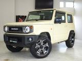 ジムニー XL 4WD ナビTVバックカメラ16インチAW