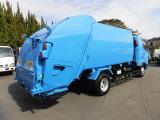 ファイター 塵芥車 1.65t積載プレスパッカー10.2m3