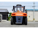 トヨタL&F エンジンフォークリフト 5511