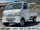 キャリイ KU 4WD MT5速  三方開