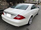 CLSクラス CLS550  黒革 SR 走8.2万