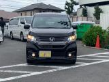 N-WGNカスタム G ターボパッケージ 禁煙☆ハーフレザー☆ETC☆Bカメラ☆