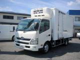 デュトロ  3tロングワイド低温冷凍車・格納PG