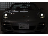 911カブリオレ ターボ PDK 正規D車 後期7速PDK グレー幌 赤革