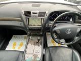 LS460 バージョンC Iパッケージ 本革シート 車検5年6月
