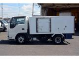 エルフ 冷蔵冷凍車 10尺冷蔵冷凍車 低箱 サイドドア 低温