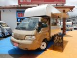 バネットトラック 1.8 DX ロング オリジナルキッチンカー