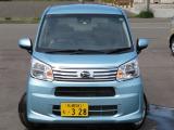 ムーヴ X リミテッドII SAIII 4WD シートヒーター・純正オーディオ・4WD