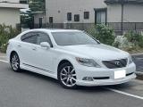 LS600h Iパッケージ 4WD 車検2年★ETC★ナビ★B.カメラ