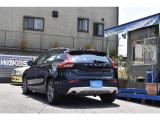 V40クロスカントリー D4 SE ディーゼル ワンオーナー車 ナビ&TV