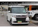 タントカスタム RS トップエディション SAIII ナビ TV Bモニター ETC シートヒ