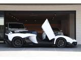 アヴェンタドールロードスター SVJ 4WD パワークラフトマフラー カーボンパーツ
