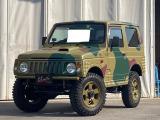 ジムニー ワイルドウインド 4WD オールペン 室内ペイント・張替カスタム