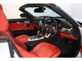 Z4 sドライブ 35i レッドレザーシート・レイズ19AW