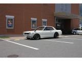 スカイライン 2.0 GT-X 白ガラス 車高調 ソレタコデュアル