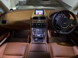 ラピード S タッチトロニック2 D車 右H キャメル本革S&白ウッド内装