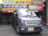 ワゴンR RR  ターボ・エアロ・アルミ・キーレス・ETC