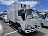 エルフ 冷蔵冷凍車 4WD 2t デンソー 5速MT ターボ