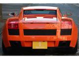 ガヤルド 5.0 4WD D車 左ハンドル 6速MT フロントロベルタ