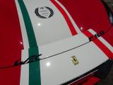 WECで獲得したタイトルを記念しての月桂冠と、参戦カテゴリーを意味する「PRO」のロゴが描かれております。
