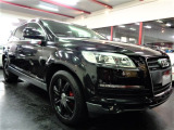 Q7 4.2 FSI クワトロ 4WD 白革BOSEナビTV19AW電動Rゲート