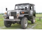 ジープ 2.6 4WD 昭和61年三菱ジープJ57NOx・PM適