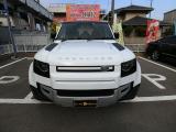 ディフェンダー 110 キュレイテッドスペック 300PS 4WD 2000ターボ 4WD エアサス LED