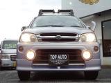 テリオスキッド カスタム X 4WD 4WD 5速MT ETC HDDナビ