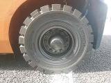 トヨタL&F エンジンフォークリフト 1.5t 全回転 ガソリン 不良個所有