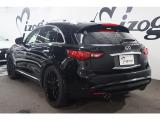 FX37 4WD 黒革シート/ジオバンナ22インチAW