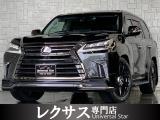LX570 4WD ブラックシークエンス仕様/マクレビ