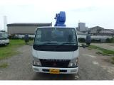 キャンター 高所作業車 タダノ製12mAT121TGR2