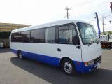 ローザ バス 33人乗り スーパーロング 5速MT