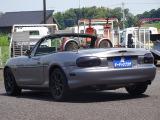 ロードスター 1.6 MVリミテッド 5速MT 茶革シート 社外アルミ 車高調