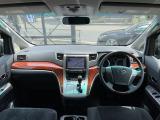 ヴェルファイア 2.4 Z プラチナセレクション 車高調リアエンター22インチアルミ