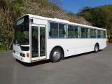 エアロスター バス 大型送迎 ワンオーナー 定員53名