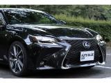 GS450h Fスポーツ 3眼LEDライト RS☆R車高調AVS