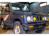ジムニー インタークーラーターボ バン 4WD