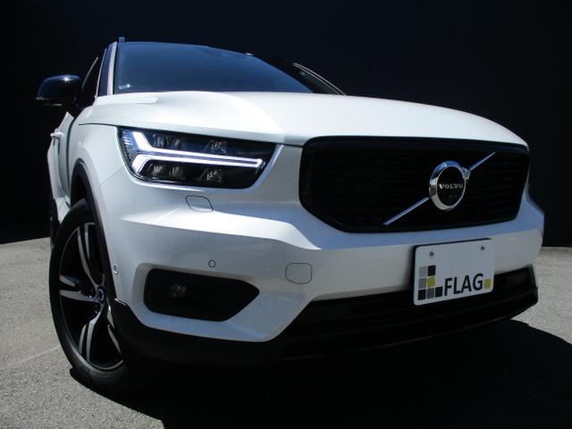 ボルボ XC40 T5 AWD Rデザイン 4WD ワンオーナー パノラマガラスサンルーフ