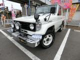 ランドクルーザー70 4.2 LX 幌タイプ ディーゼル 4WD 5MT 外品16AW リフトアップ