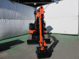 日立 油圧ショベル 日立 油圧ショベル ZX30U-2 倍速