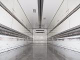 プロフィア 冷凍冷蔵車 冷凍ウィング 低温設定 門口ステン