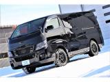 NV350キャラバン 2.5 プレミアムGX ロング ディーゼル 4WD ワンオーナー ベッドキッ...