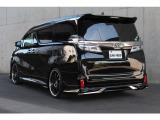 ヴェルファイア 2.5 Z Gエディション JBLリヤエンター黒革 車高調モデリスタ