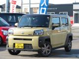 タフト Gターボ 4WD シートヒーター・クルーズコントロール